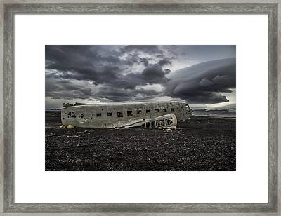 Relic Framed Print by Peter Irwindale