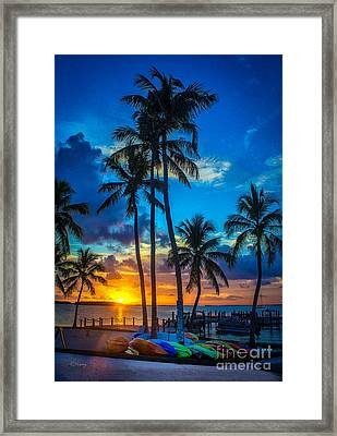 Daydream Believer Framed Print by Rene Triay Photography