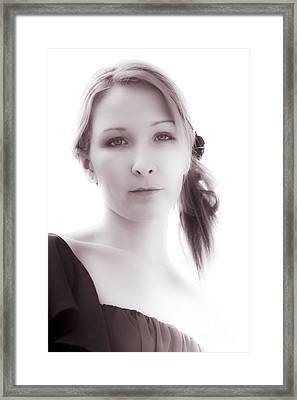 Retro Portrait Framed Print by Jorgo Photography - Wall Art Gallery