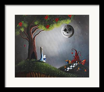 Enchanted Places Framed Prints