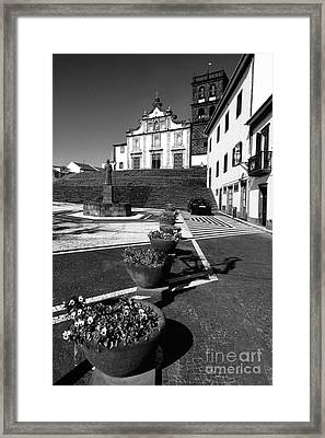 Ribeira Grande Framed Print by Gaspar Avila
