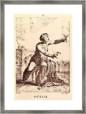 Ribelles Y Felip, Jos� 1775-1835 Framed Print by Everett