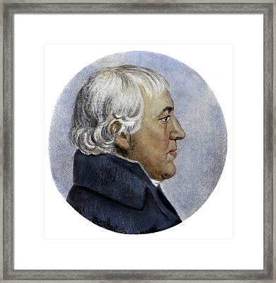 Richard Bassett (1745-1815) Framed Print