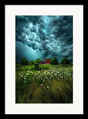 Extreme Weather Framed Prints