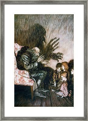 Rip Van Winkle, 1904 Framed Print