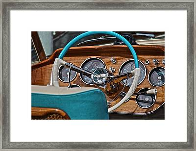 Riva Dash Framed Print