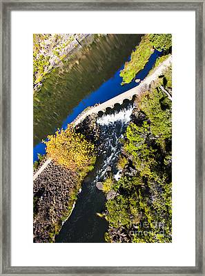 River Walk Framed Print by Jorgo Photography - Wall Art Gallery