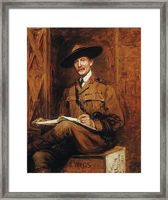 Robert S Framed Print by Granger