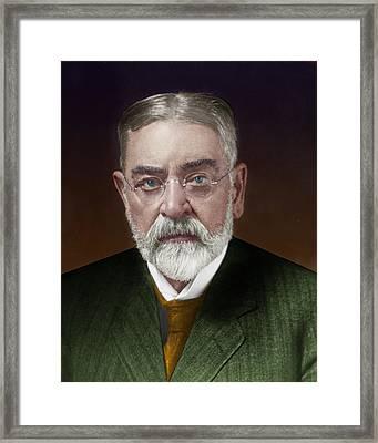 Robert Tod Lincoln Framed Print