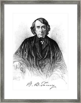 Roger B Framed Print