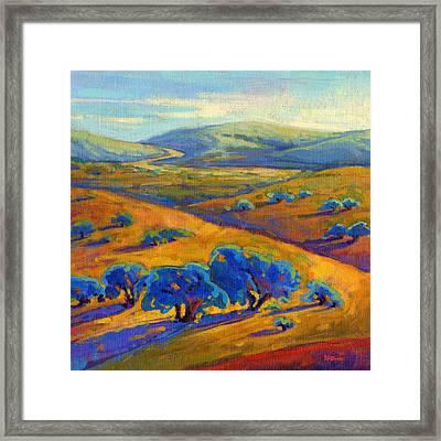 Rolling Hills 1 Framed Print