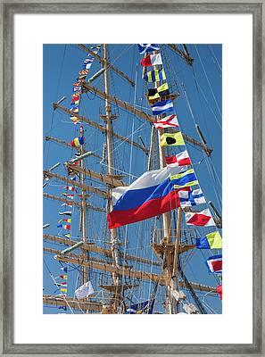 Romania, Black Sea Coast, Constanta Framed Print by Walter Bibikow