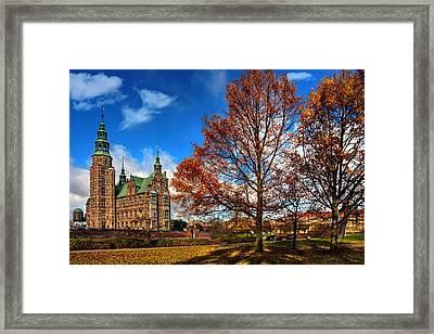 Rosenborg Castle Copenhagen Framed Print by Carol Japp