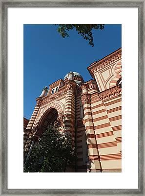 Russia, Saint Petersburg, Mariinsky Framed Print by Walter Bibikow
