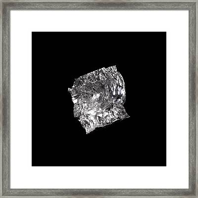 Ruthenium Framed Print by Science Photo Library