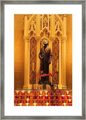 Saint Jude Framed Print