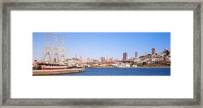 San Francisco Ca Framed Print