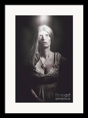 Fears Psychic Framed Prints