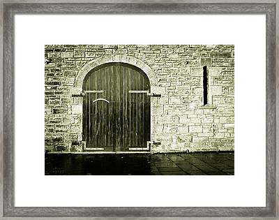 Scottish Building Framed Print