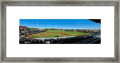 Scottsdale Stadium Framed Print