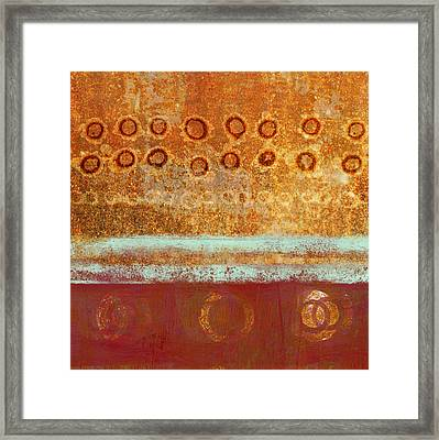 Seasonal Shift Framed Print by Carol Leigh
