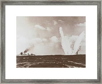 Second World War (1939-1945 Framed Print