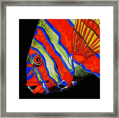 See Me Sea You Framed Print