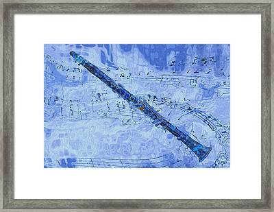 See The Sound 2 Framed Print