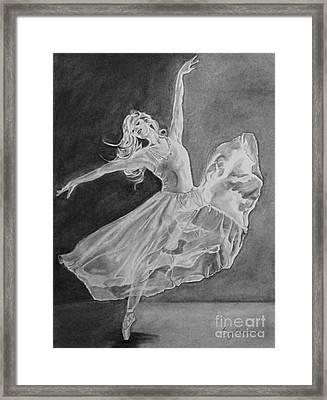 Shadow Dancer Framed Print