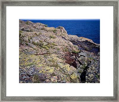 Shovel Point Framed Print by Tim Hawkins