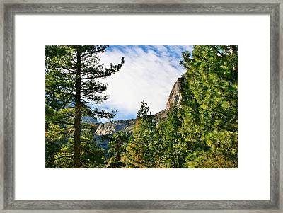 Sierra November Framed Print