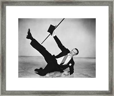 Silk Stockings, Fred Astaire, 1957 Framed Print
