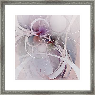 Sleight Of Hand Framed Print by NirvanaBlues