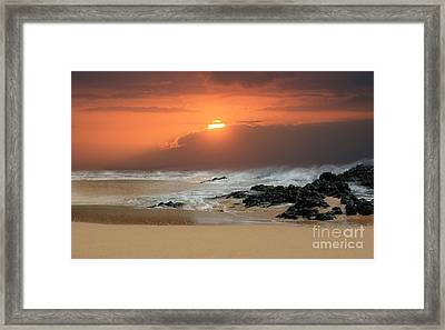 Song Of The Sea Framed Print by Sharon Mau