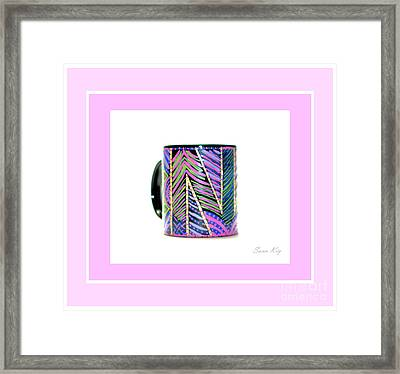 Soul Inspirations Collection Framed Print by Oksana Semenchenko