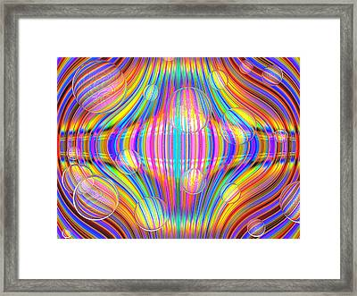 Soul Journey Framed Print by Andreas Thust