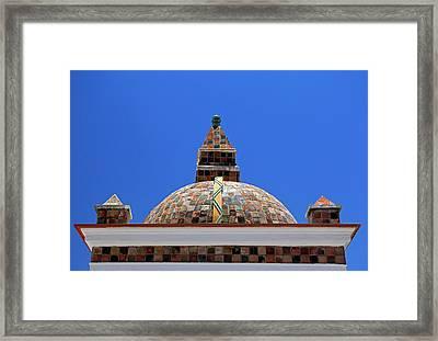 South America, Bolivia, Copacabana Framed Print