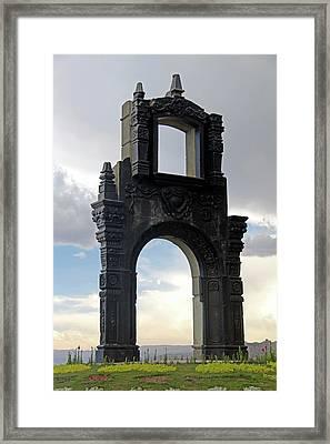 South America, Bolivia, La Paz Framed Print