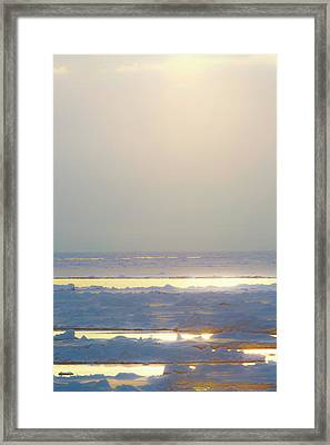 Southern Ocean, Antarctica Framed Print