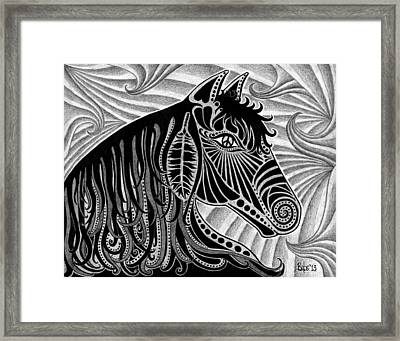 Spirit Of Freedom Framed Print