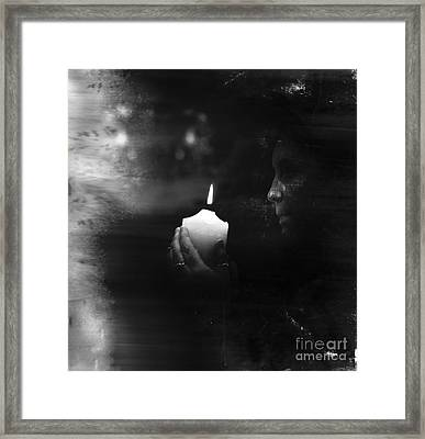 Spiritual Journey Of Awakening Framed Print by Jorgo Photography - Wall Art Gallery