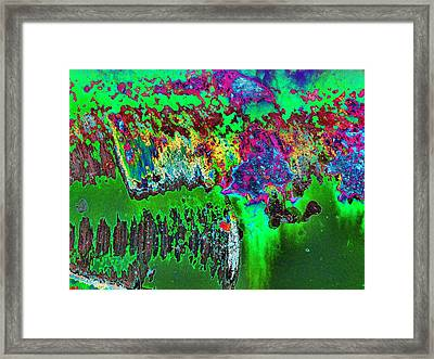 Splash 2 Framed Print by Tom Druin