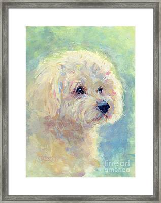 Spring Mickee Framed Print by Kimberly Santini