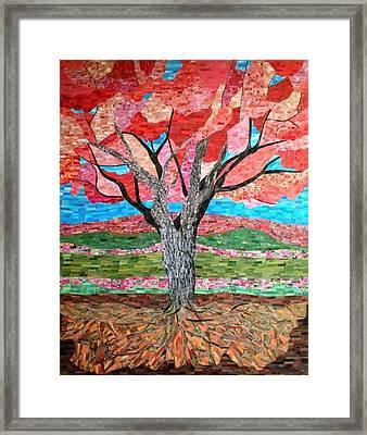 Springtime  Framed Print by Claudia French
