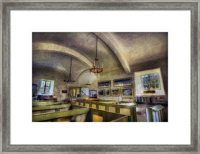 St Julitta's Church Framed Print