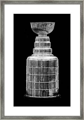 Stanley Cup 1 Framed Print by Andrew Fare