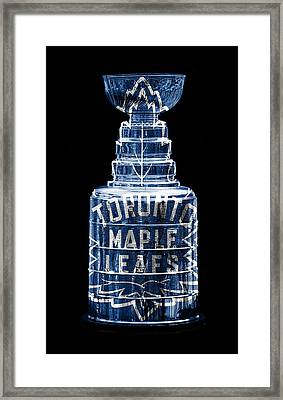 Stanley Cup 2 Framed Print by Andrew Fare