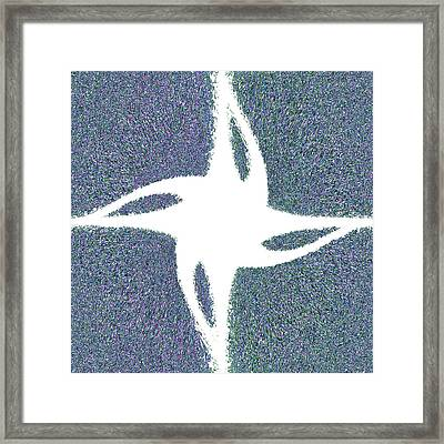 Star Dust Framed Print by Christopher Gaston