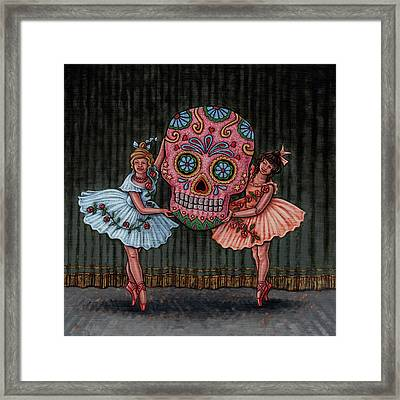 Star Of The Show Framed Print by Holly Wood