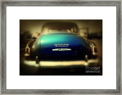 Step Back In Time Framed Print by Paul Cammarata
